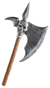 Amscan International 76 cm Adults Spiked Skull Axe