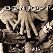 Keep the Faith Vinyl by Bon Jovi 2Record