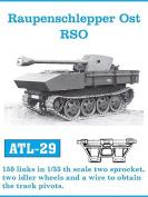 Fruil Model 1:35 - Metal Track Links NSU RSO #ATL-29
