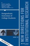 Post-Graduate Outcomes of College Students