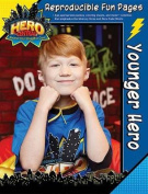 Vacation Bible School 2017 Vbs Hero Central Younger Hero Reproducible Fun Pages