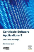 Certifiable Software Applications 3