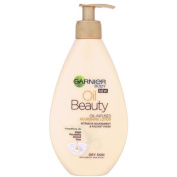Garnier Body Oil Beauty Dry Skin Nourishing Lotion 400ml