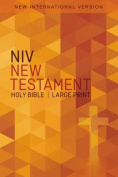 NIV, Outreach New Testament, Large Print, Paperback [Large Print]