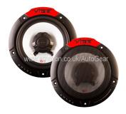 Vibe Audio Pulse Series Car 17cm inch 180w Car Door / Parcel Shelf Coaxial Speakers Set