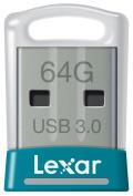 Lexar JumpDrive S45 64 GB USB 3.0 Flash Drive