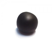 Satin Ice Rolled Fondant - Black - Vanilla - 1 kg by Satin Ice
