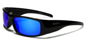 BE ONE Arlo Polarised Mens Ladies Designer Sports Sunglasses with Polar Eyes microfibre pouch - Full UV400 protection