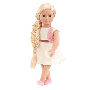 Our Generation : Phoebe Hairgrow Doll