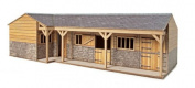Metcalfe PO256 Stables Card Kit