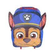Paw Patrol Kids Trolley Bag Luggage Wheels Handle Lightweight Cartoon Ears
