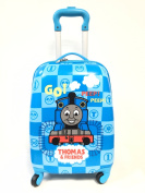 Children Kids Holiday Travel Character Suitcase Luggage Trolley Bags 46cm Thomas the Tank Engine