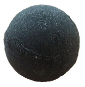 MIDNIGHT Jet Black Bath Bomb By Soapie Shoppe