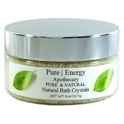 Pure|Energy Apothecary Bath Crystals - Pure & Natural 240ml