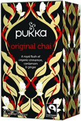 Pukka Herbal Teas Original Chai Bags, 20 Count by Pukka Herbal Teas
