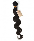 SENSATIONNEL 100% UNPROCESSED HUMAN HAIR (BUNDLE HAIR) - NATURAL BODY (50cm , NATURAL) by Hair Zone