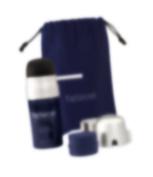 Top Secret Hair Thickening Fibres - New Compact Design! Auburn