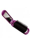 Vega Folding Hair Brush with Mirror-Very.
