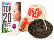 Pumice Stone - #1 Finest Natural Lava Pumice - Gift Set Bundle - 2. Extras - Callus Remover - Home Pedicure Exfoliation - Pumice Stone For Feet Hands and Body