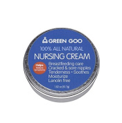 Green Goo Organics 100% All Natural Nursing Comfort Large Tin 50ml
