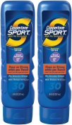 Coppertone Sport Lotion SPF 30 Sunscreen-240ml, 2 pack