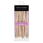 Artist's Choice Long Cotton Applicator Sticks, 0kg