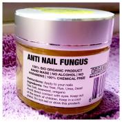 Anti Nail Fungus 100% Bio Organic Hand Made No Alcohol No Parabens No Chemicals by Organic Healthcare