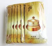 30 X The History of Whoo Gongjinhyang Qi & Jin Eye Cream 1ml x 30pcs Total 30ml 2016 New Version Super Saver than Normal Size