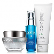 Avon Anew Targeted Solutions Trio Set