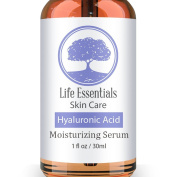 Hyaluronic Acid Serum - Best Anti-Ageing Skin Care Product For Face - With Vitamin C Serum, Vitamin E & Green Tea - Reduces Wrinkles, Fine Lines & More - For Youthful & Radiant Skin`