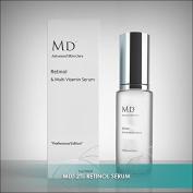 Forever Young Company - MD3 Advanced Skin Care - Retinol & Multi Vitamin Serum