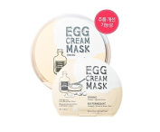 Too Cool For School Egg Cream Firming Mask Pack (5pcs) 2016 Upgrade