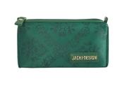 Jacki Design New Essential Travle Cosmetic Bag - Emeral