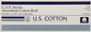 U.S. Cotton U.s.p. Sterile Absorbent Cotton Roll, 470ml by U.S. Cotton