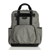 TWELVElittle Unisex Courage Backpack, Grey