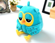 Stuffed Short Plush Shaped Heirs Owl Large Pillow Cushions Nap Doll Home Essential