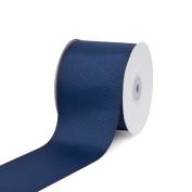 Creative Ideas 7.6cm Solid Grosgrain Ribbon, 25 yd, Navy Blue