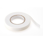 White Floral Tape Stem Wrap Gum Paste 1.3cm X 30 Yards 50m Total w/ FREE Flower Crafting eGuide (2 Pack)...