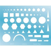 Cool Tools - Geometric Shapes Template