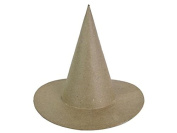 Craft Ped Paper Mache Witch Hat Medium 20cm