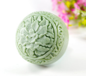 Longzang Flower Mould S458 Craft Art Silicone Soap Mould Craft Moulds DIY Handmade Candle Moulds