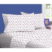 Mainstays Kids Sheet Set with 100 percent microfiber and Machine washable