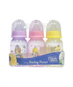 "Precious Moments ""Girls & Animals"" 3-Pack Bottles - pink/purple, one size"