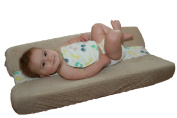 Wiggle Worm Wrap, A Universal Nappy Changing Pad Baby Harness