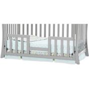 Childcraft Toddler Guard Rail - Kayden, Cool Grey