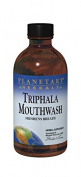 PLANETARY HERBALS Triphala Mouthwash, Freshens Breath, 16 Fluid Ounce