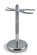 West Coast Shaving 304 Razor and Brush Stand, Chrome
