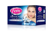 Fem Diamond Crème Bleach 30gm (Pack of 2) - PamHerbals®