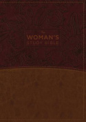 The NKJV, Woman's Study Bible, Fully Revised, Imitation Leather, Brown/Burgundy, Full-Color, Indexed