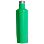 Corkcicle Canteen- Water Bottle and Thermos - Keeps Beverages Cold for Over 25, Hot for Over 12 Hours - Triple Insulated with Shatterproof Stainless Steel Construction-